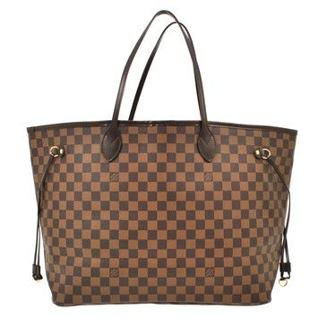 Herms Louis Vuitton Neverfull Gm Tote Damier M51106 Vtg Shoulder Bag. Get  one of the hottest styles of the season! The Herms Louis Vuitton Neverfull  Gm Tote ... d850fa44914e2