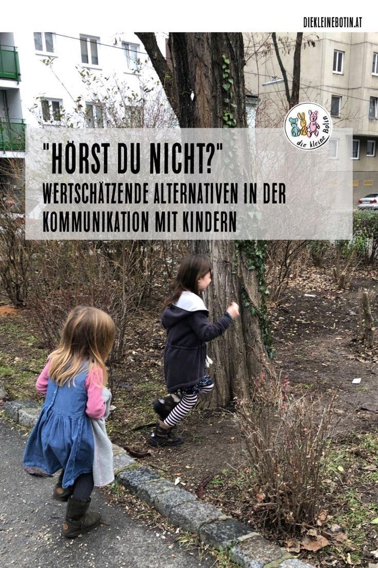 6 Tipps für wertschätzende Kommunikation mit Kindern #discipline