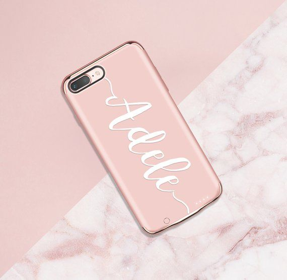 Personalized Iphone Xs Max Case Custom Iphone Battery Case