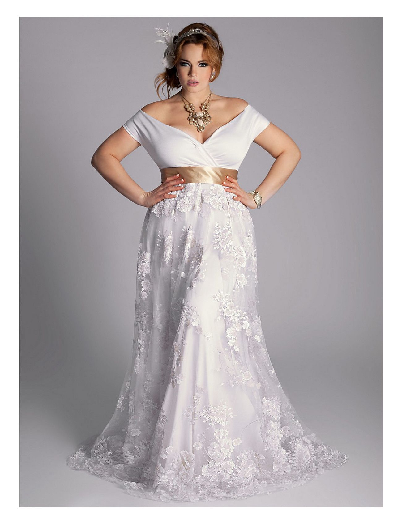 This actually is a really cute wedding dress not my first choice