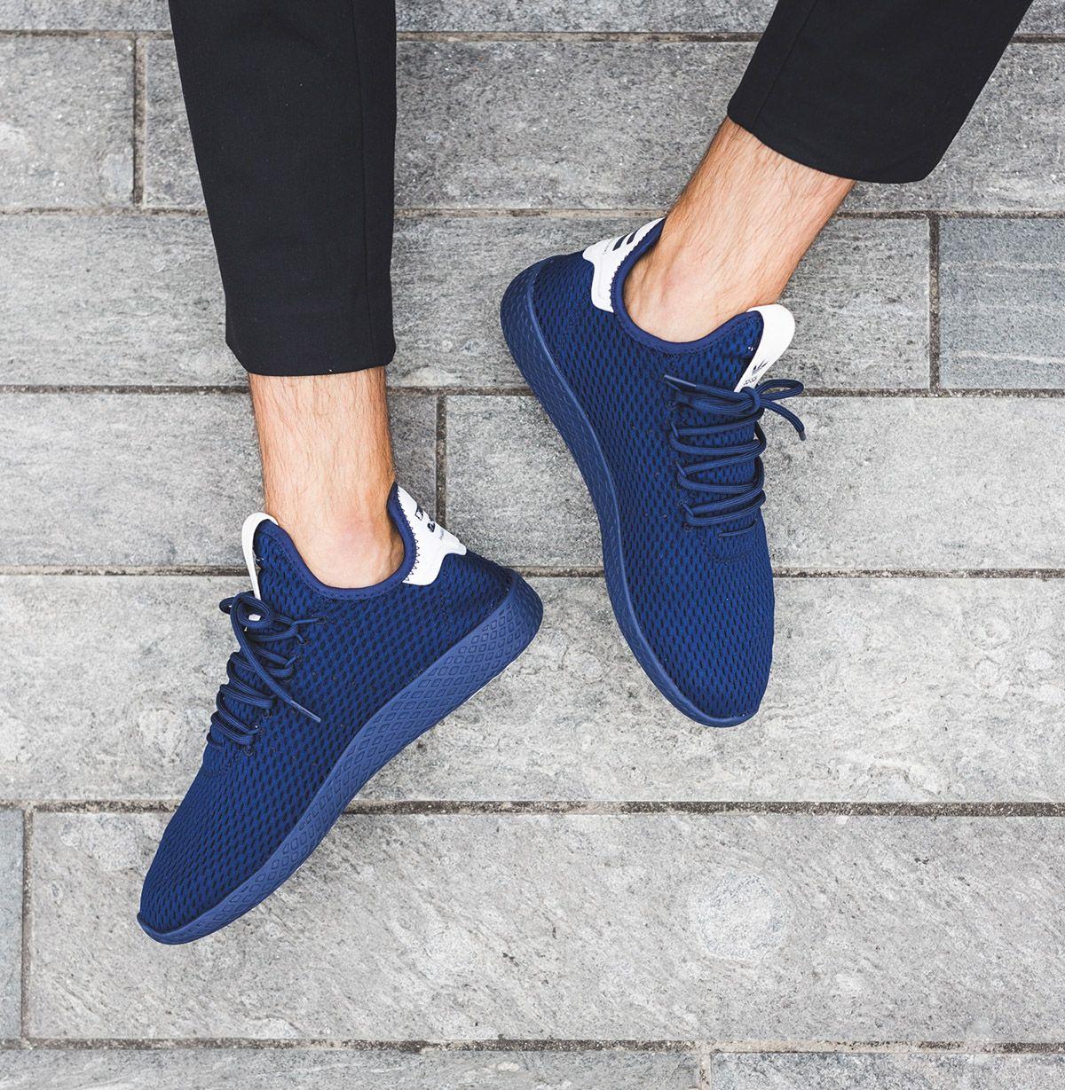 ed97caf74ef5 On-Foot  Pharrell Williams x adidas Tennis Hu  New York  Pack - EU Kicks   Sneaker Magazine