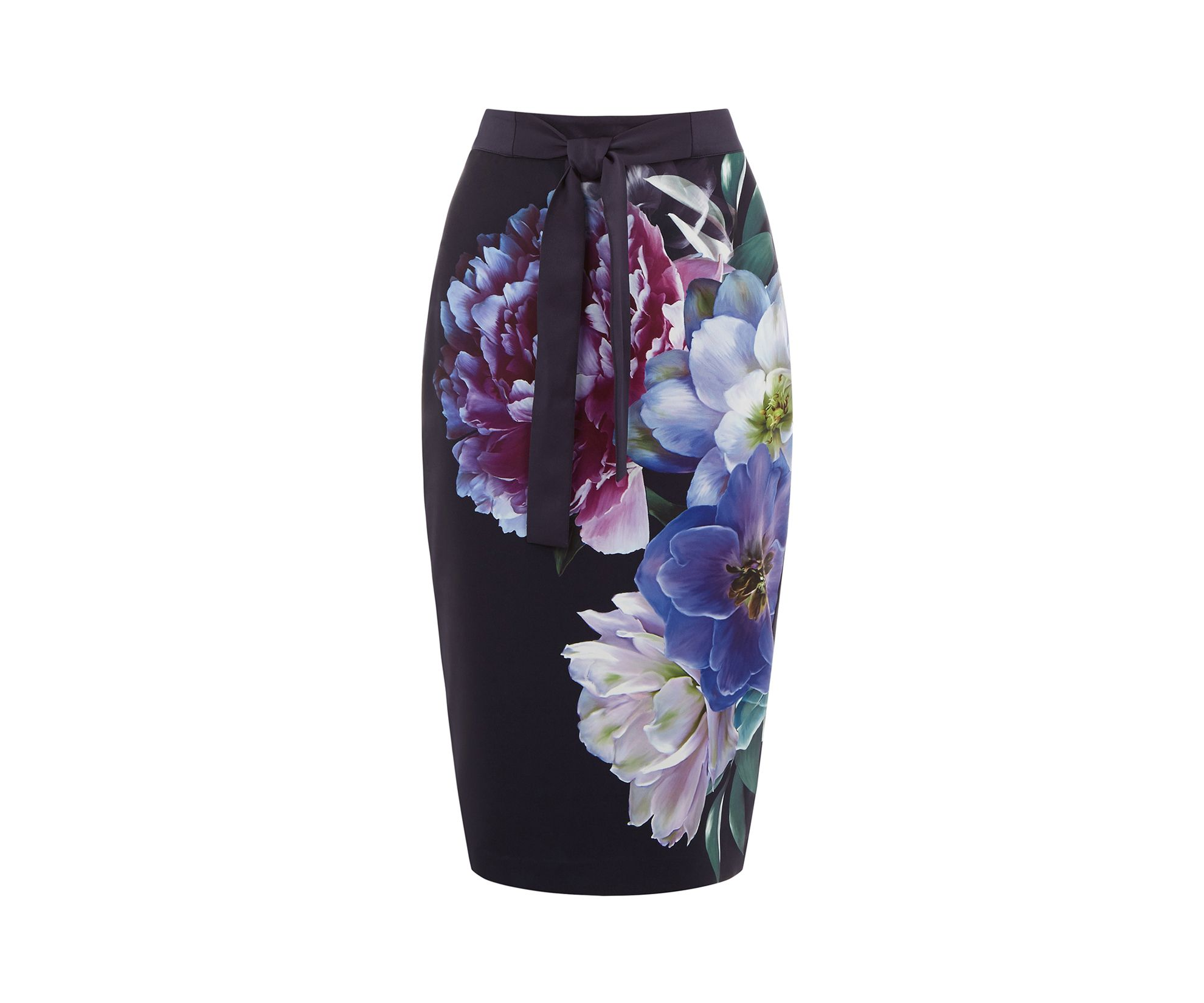 85f3a05755a7 Oasis, WILD FLORAL PENCIL SKIRT Multi   Ascot Planning! in 2019 ...