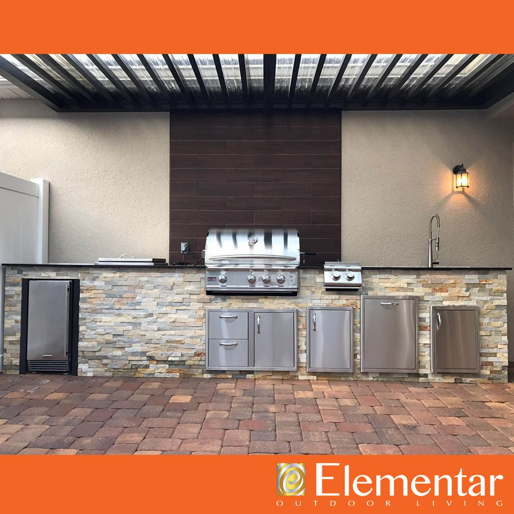 Watch the progress on this Elementar Outdoor Custom ... on Elementar Outdoor Living id=40204