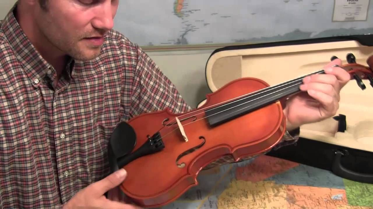 Beginner's guide to setting up your new fiddle Part 3
