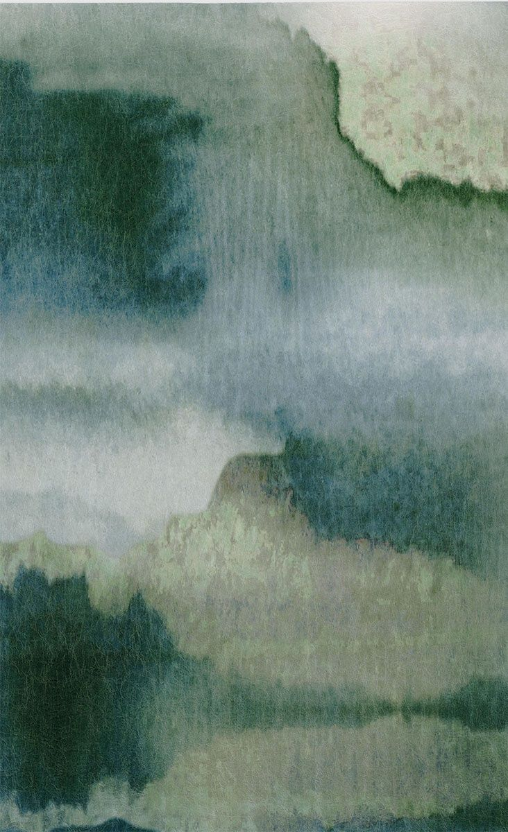 Iron Wallpaper Casamance Papier peint panoramique