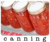 Recipes for Canning Tomatoes. Stewed Tomatoes, Pizza Sauce, Spaghetti Sauce, Salsa