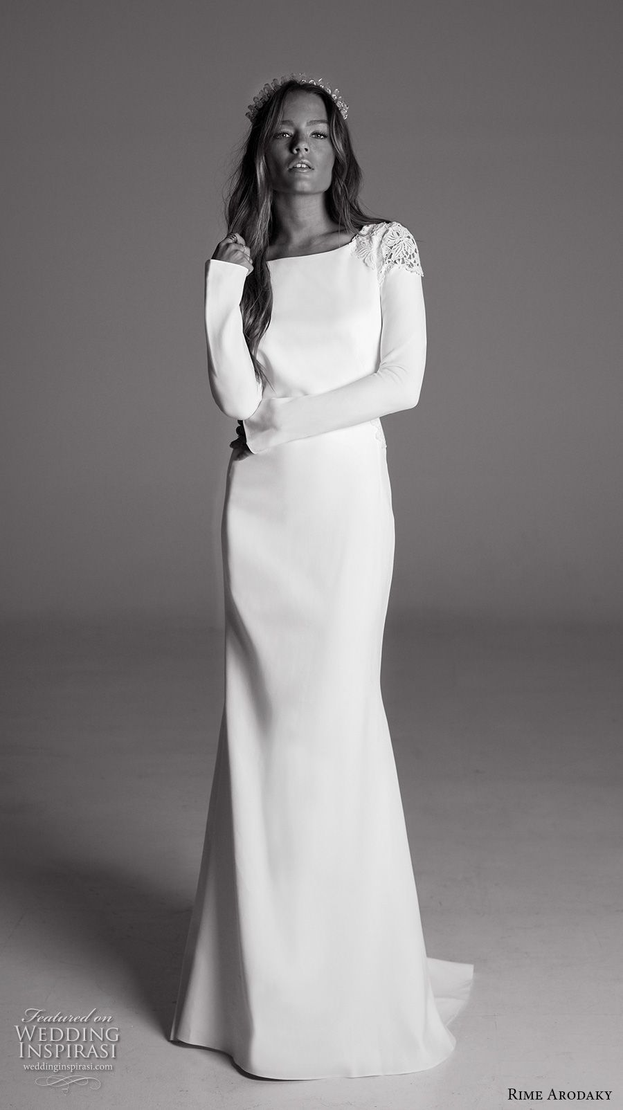 Victoria Soprano 2017 Wedding Dresses Capri Bridal Collection Wedding Inspirasi Wedding Dresses Elegant Classy Party Dress Long Sleeve Classy Wedding Dress [ 1800 x 900 Pixel ]
