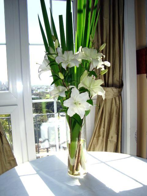 Jarrones Pinterest Flores en, Arreglos y Ventas - decorar jarrones altos