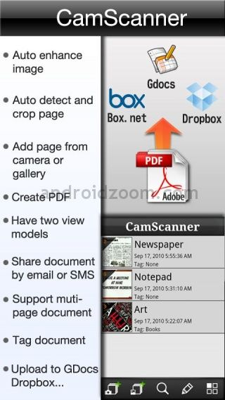 Create Receipts Free Alluring Camscanner Free Is A Musthave Application For Your Android Phone .