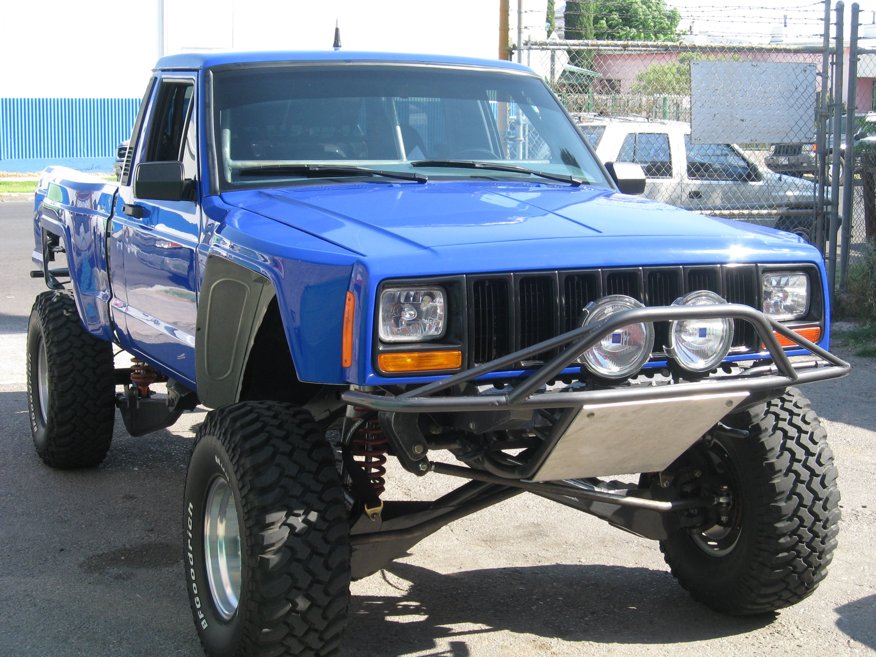 jeep comanche sale long for pickup bed com toyota zeropopup