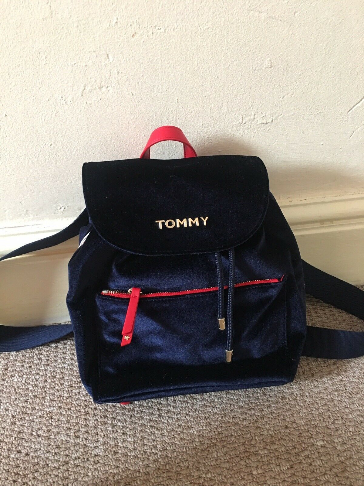Ladies Tommy Hilfiger Bag Backpack Rucksack Ebay Tommy Hilfiger Bags Backpack Bags Tommy Hilfiger