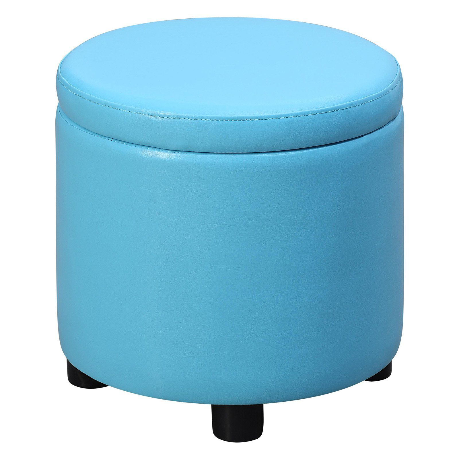 Outstanding Convenience Concepts Designs4Comfort Storage Ottoman Sea Short Links Chair Design For Home Short Linksinfo