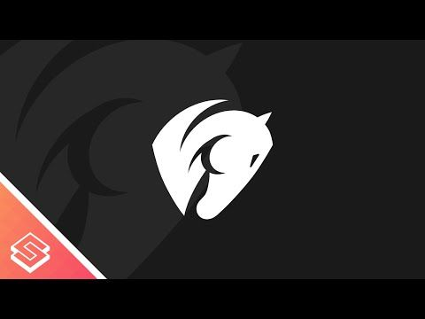 Inkscape Tutorial: Vector Horse Head Logo | Technique