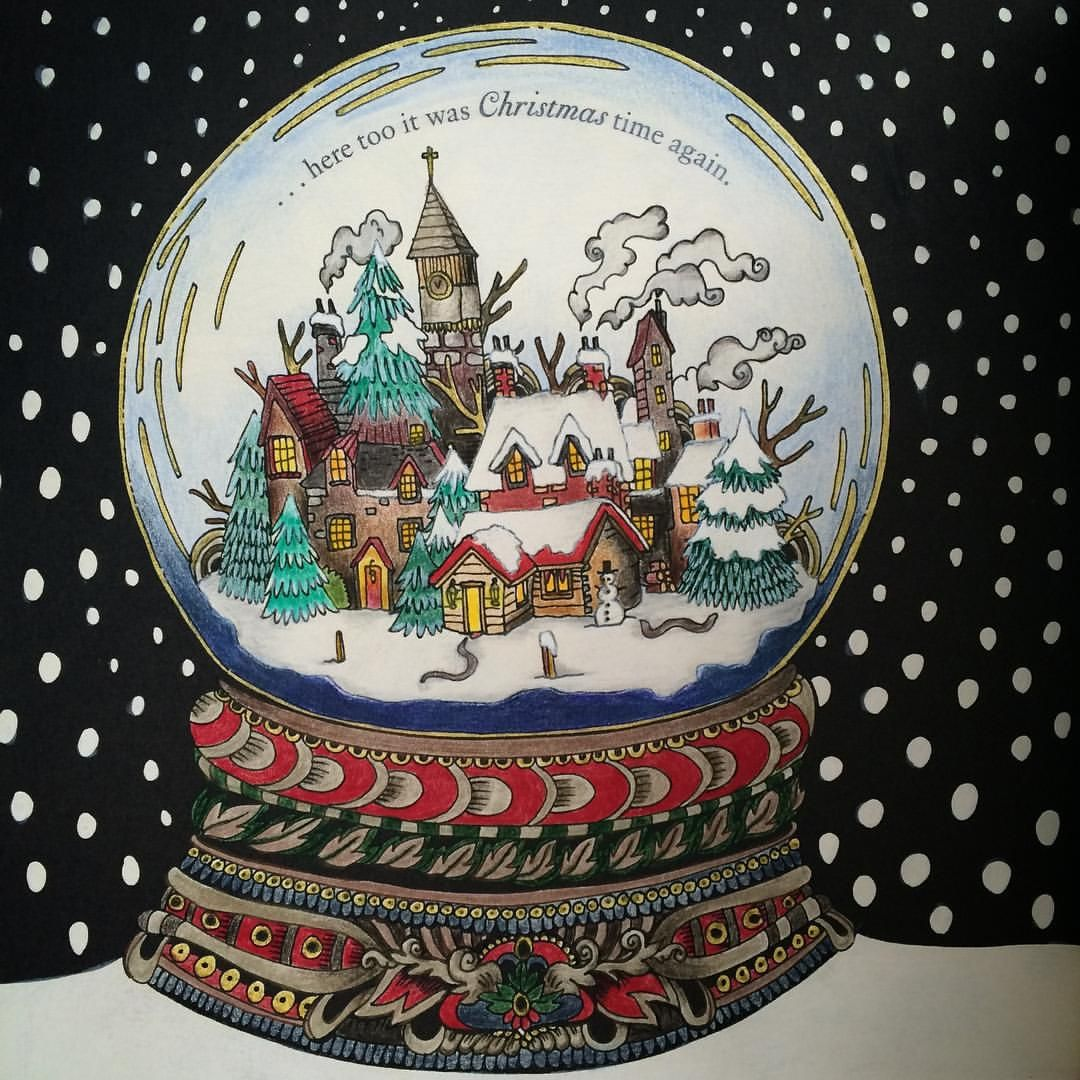 here too it was #Christmas time again. my first page from the new ...