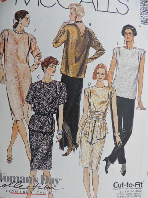 Peplum Cummerbund Pants Dress Top Skirt Pants Women\'s Day | Styles ...