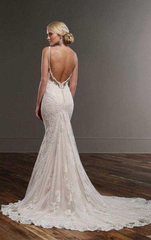 Designer Backless Wedding Dresses
