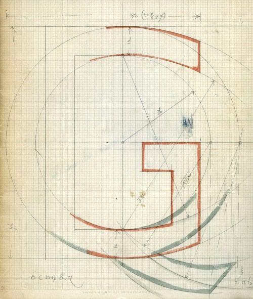 #letterform #grid
