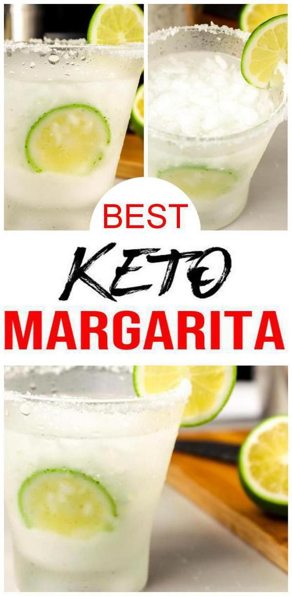 Check out these easy simple Ingredient Keto Margarita Recipe - perfect alcohol mixed drink for low carb diet. Kirb your sweets craving with a low carb margarita - tequilla margarita - make blended or on the rocks for ketogenic diet. Great keto beginner recipe or add to your keto meal for low carb drinks. Enjoy healthy New Years eating, Super Bowl or have for Valentines Day. #alcohol #easyrecipe
