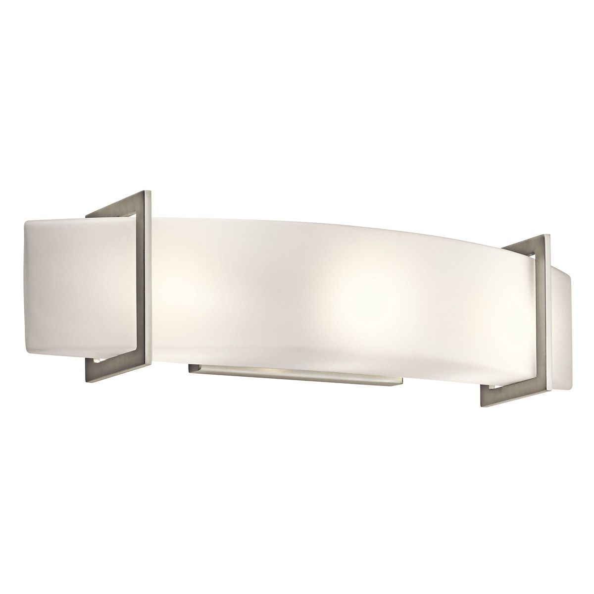 Crescent View Bathroom Vanity Light