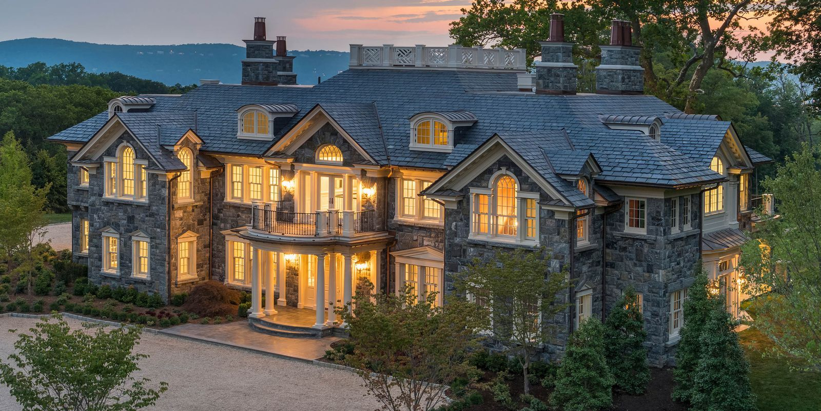 This modern day gilded age mansion in the hudson valley is on the market for 13 million townandcountrymag com