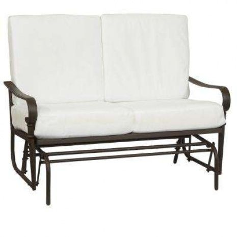 Outdoor Glider Sofa