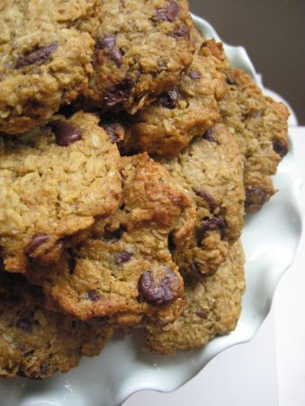 A RECIPE: Oatmeal chocolate chip cookies (with avocado) | London Foodie In New York