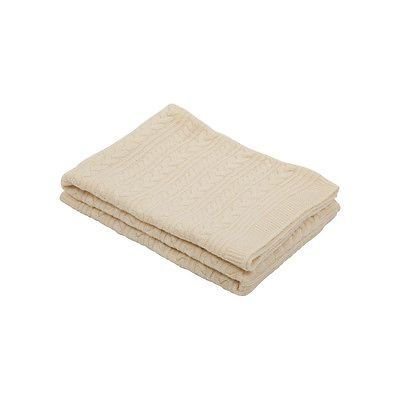 100 Mongolian Cashmere Baby Blanket 100x100 Cm Knitted White 300 Gr Goyo New Cashmere Baby Blanket Cashmere Blanket Cashmere