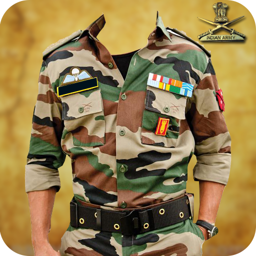 indian army dress psd free download