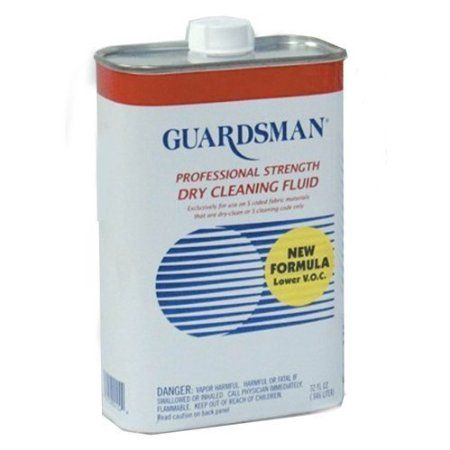 Valspar Guardsman 472400 Guardsman Dry Cleaning Fluid