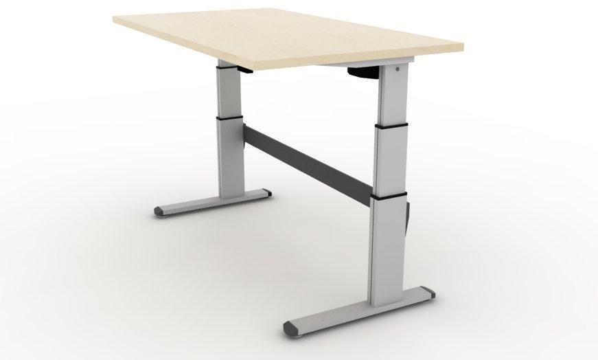 Bureau réglable en hauteur meuble mobilier pinterest bureau