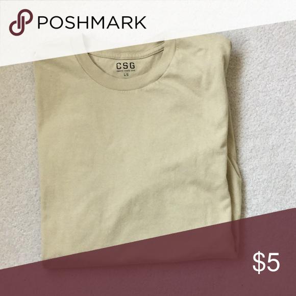 Men s short sleeve shirt Champs brand shirt. Men s size large CSG Shirts  Tees - Short Sleeve ab5a043a2