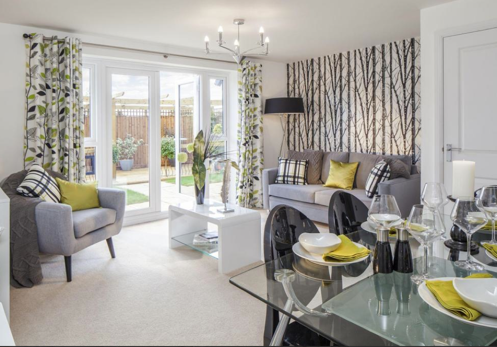 Barratt Homes - Orchard Place (Evesham) Interior Designed ...