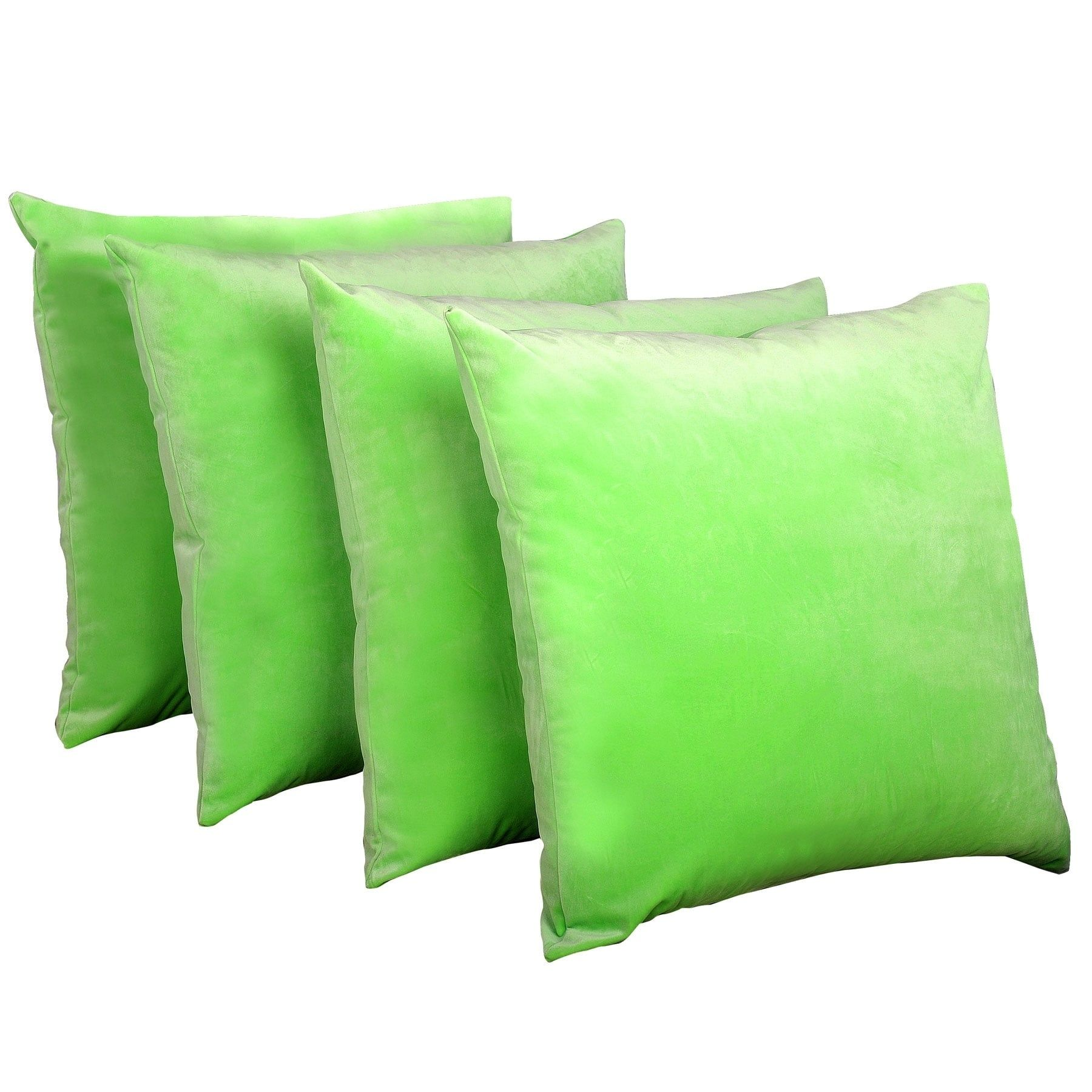 Boon supersoft decorative solid color throw pillow shell cushion