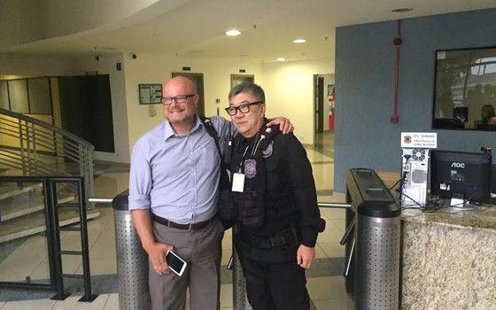 """O """"Japa da PF"""" permanece como chefe do núcleo de Operações no Paraná"""