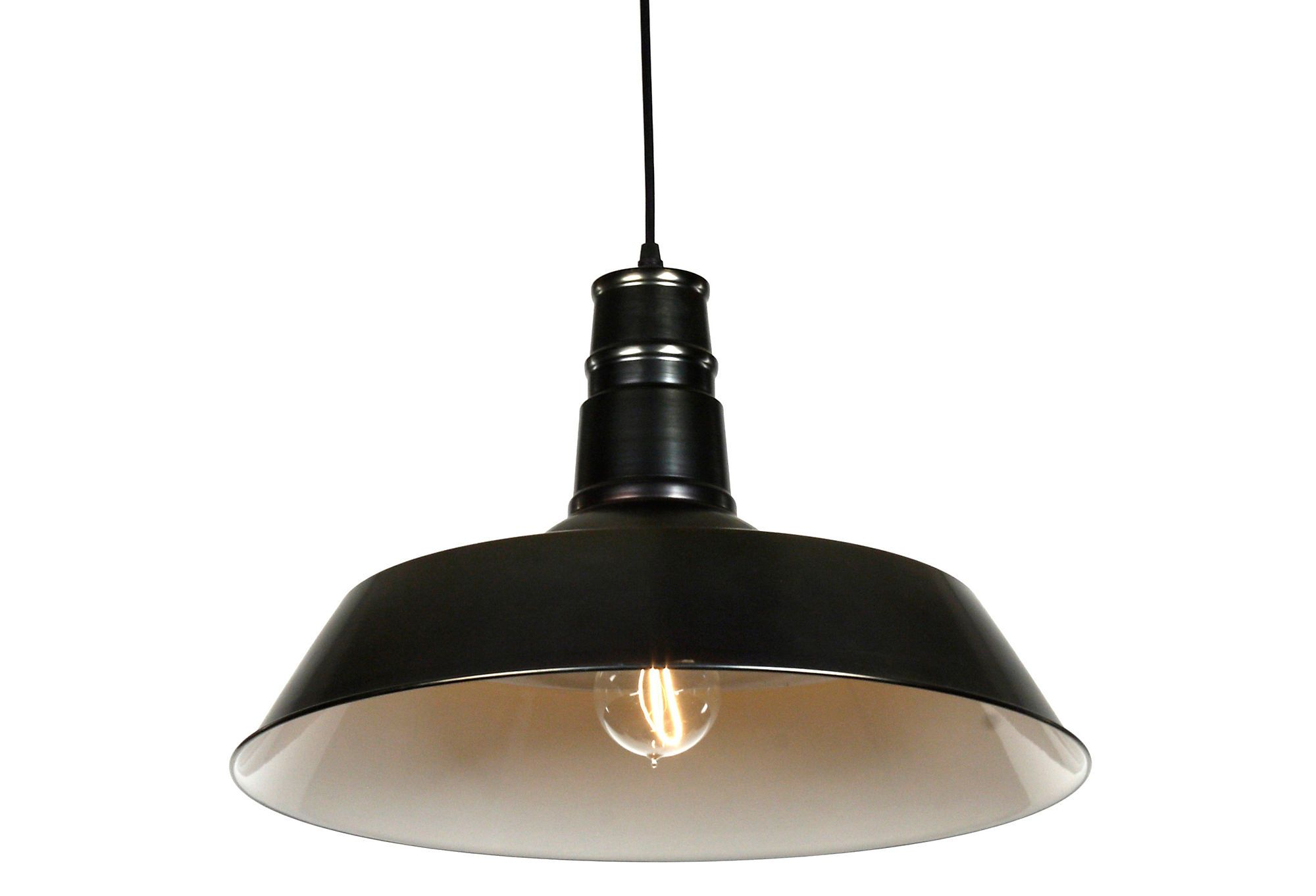 One Kings Lane - The Industrial Home - Rafferty Light Fixture