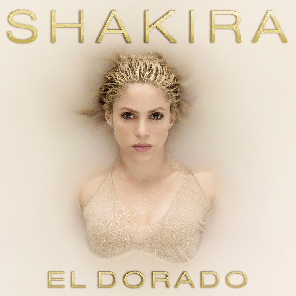 Shakira El Dorado Music In 2019 Products Shakira