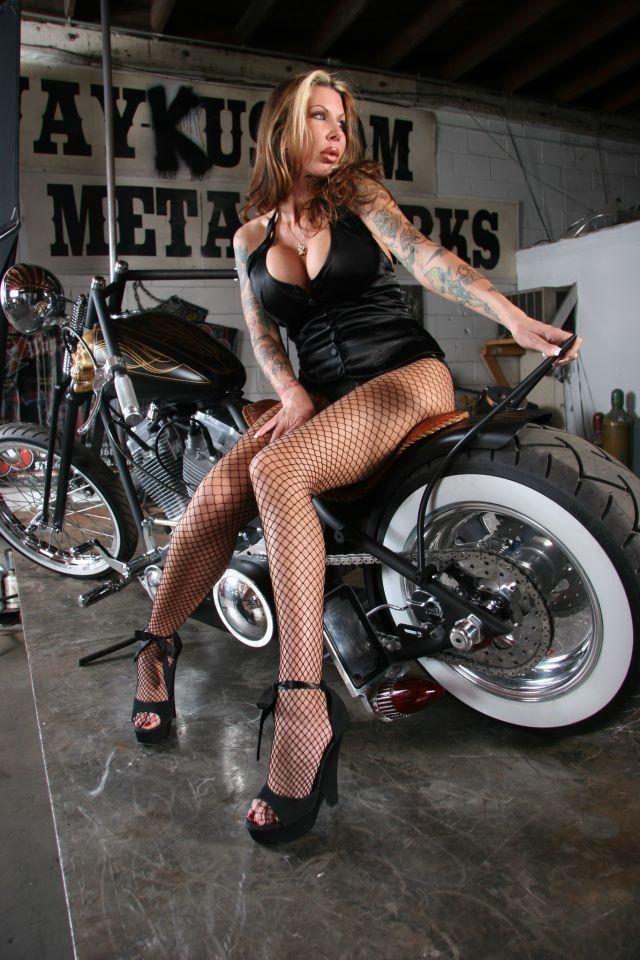 Pin by Deepak on SUPER BIKES   Biker girl outfits