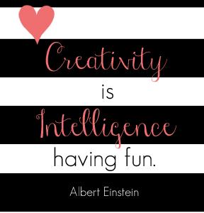 Creativity Quote Printable