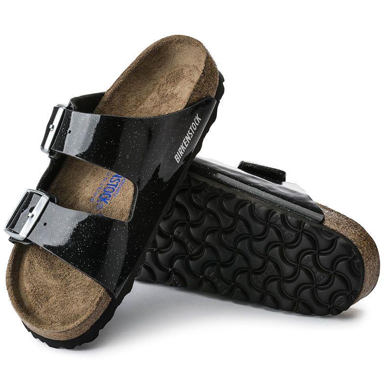 BIRKENSTOCK ARIZONA BLACK or Arizona Soft Footbed ALL SIZES