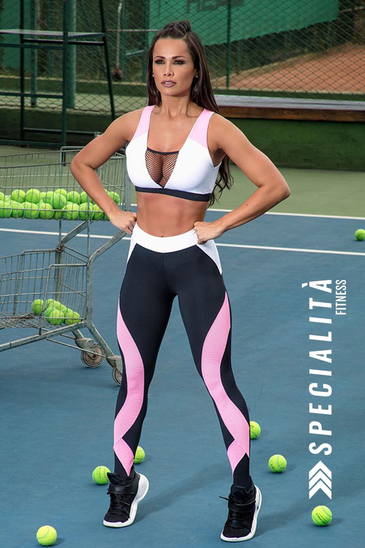 d5aba05e724c #FeelSpecial in #SpecialitaFitness #fashion #fitness #sportsbra #leggings