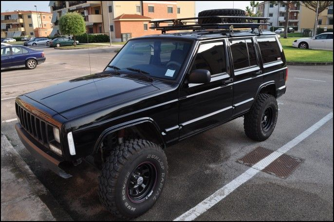 1998 jeep cherokee tire size
