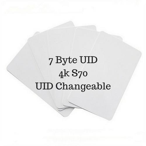 7 byte UID Mifare 4k S70 UID Changeable in 2019 | Drones, Robotics