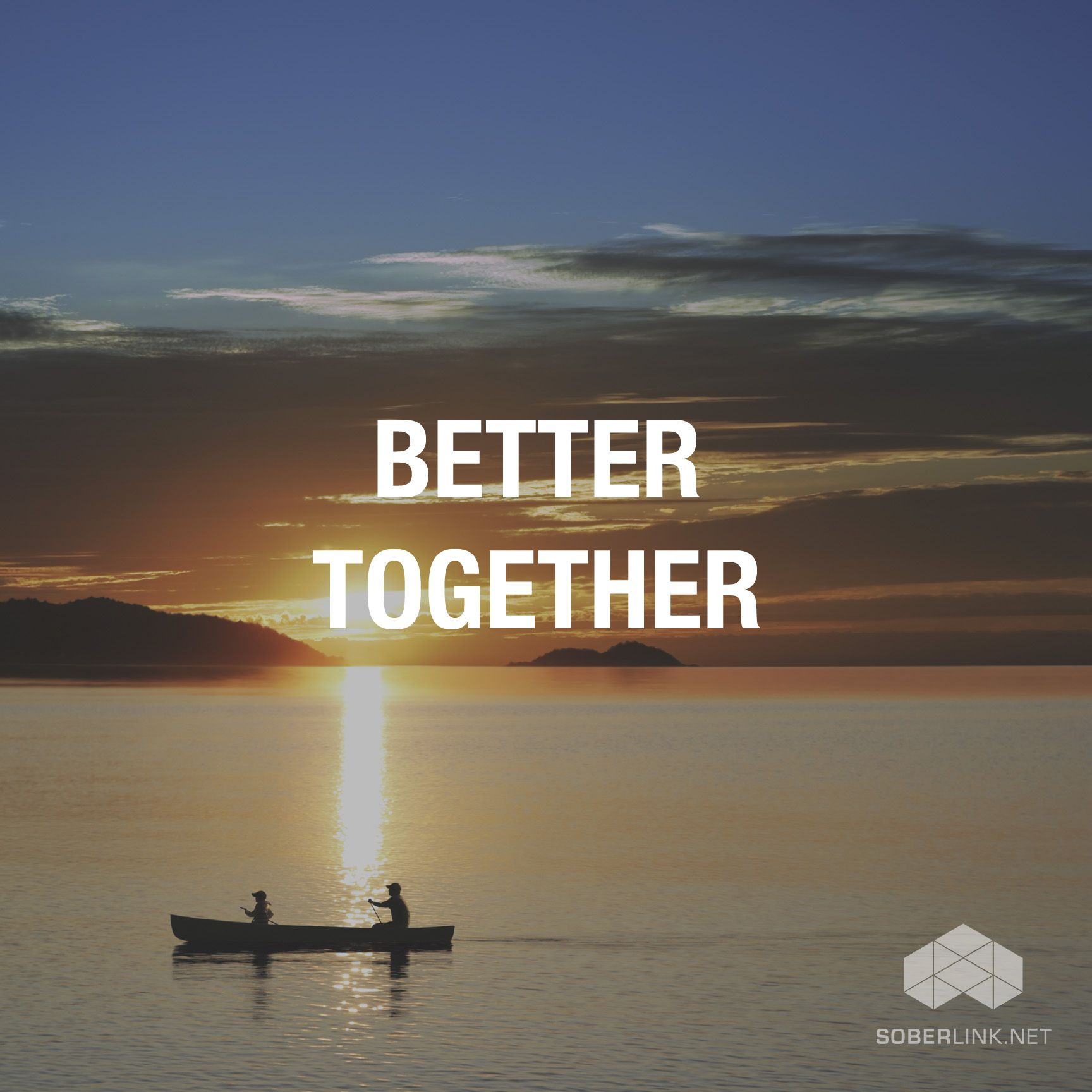 @Soberlink's blog this week is about recovering together, and not going at it alone. #Recovery #Sober