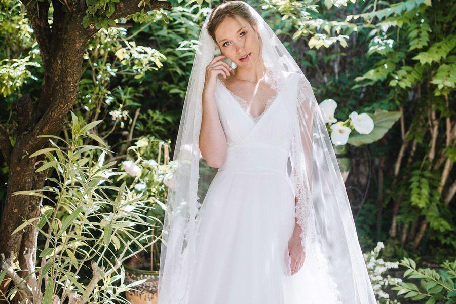 9857f3a18e8 Nouvelle Collections de robes de mariée 2019 Elsa Gary
