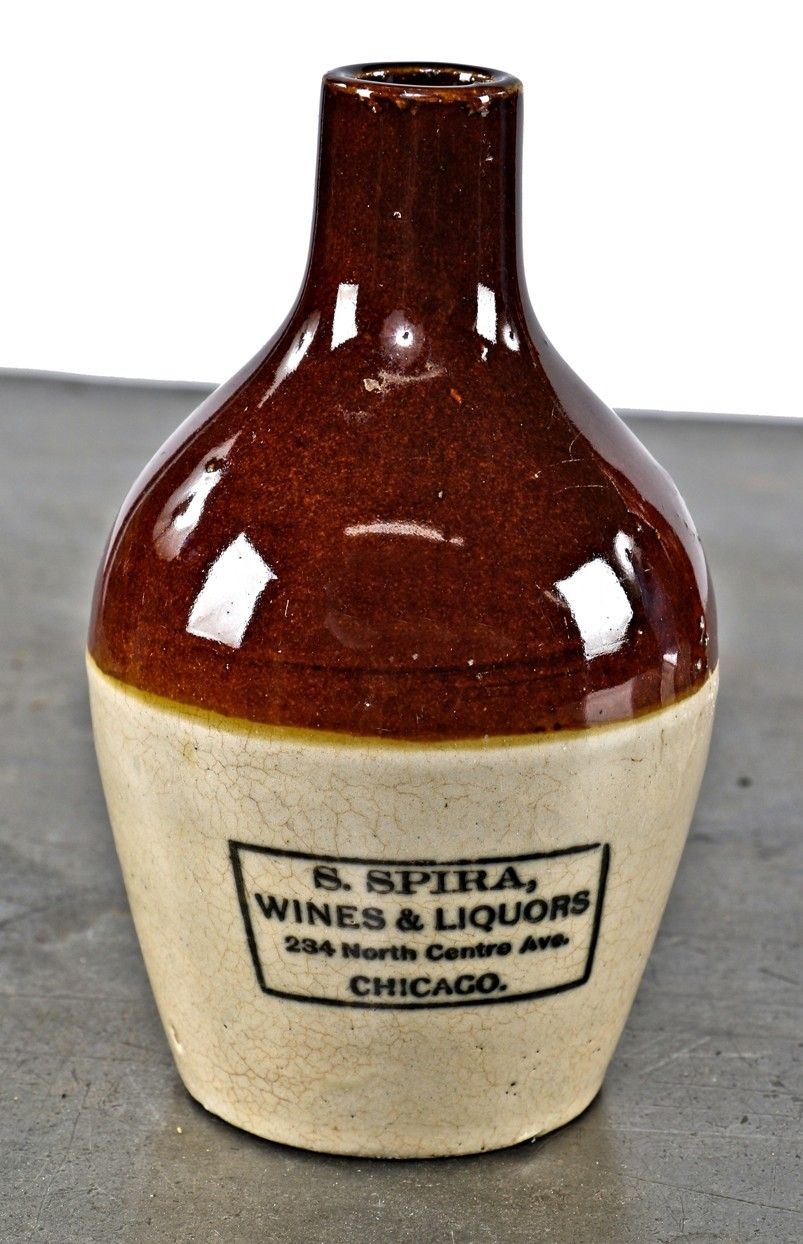 Early 20th Century Rare Original And Completely Intact Unearthed Chicago S Antique Bottles Wine And Liquor Old Bottles