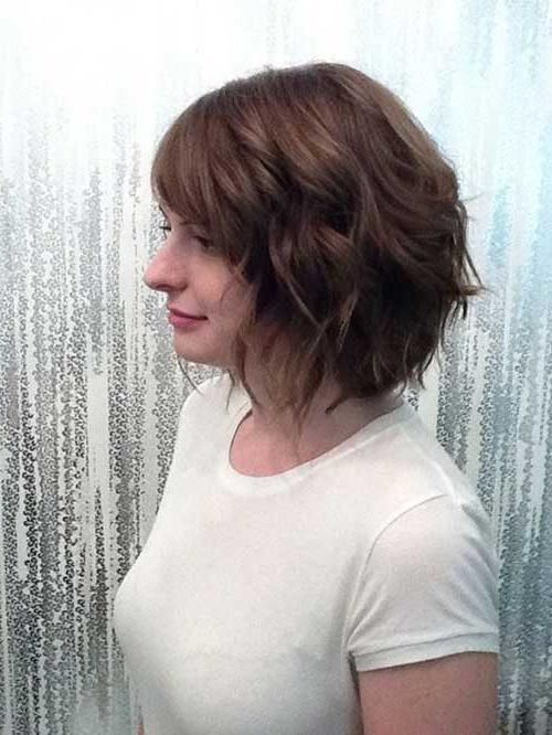 Short Hairstyles For Thick Wavy Hair Image Result For Short Hairstyles For Thick Wavy Hair  Wavy