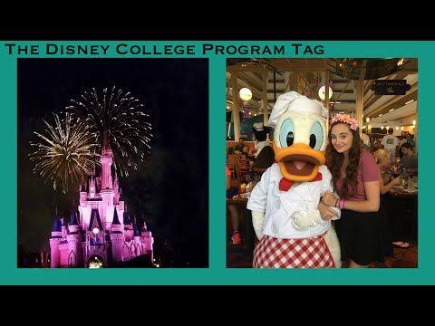 The Disney College Program Tag! - YouTube
