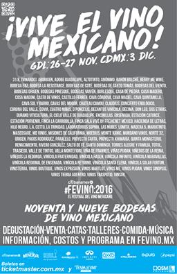 #FEVINO 2016 en #GDL y #CDMX | Curiosidades Gastronómicas