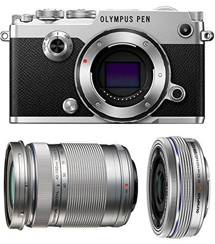 Olympus PENF Mirrorless Micro Four Thirds Digital Camera