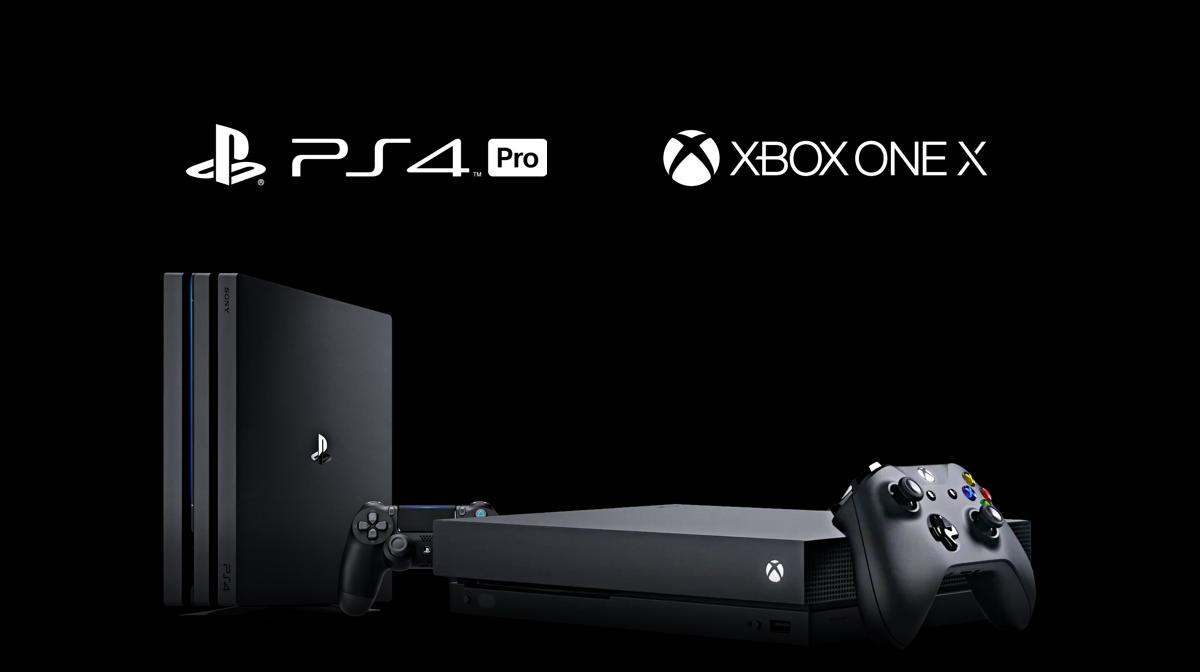 Sony的ps4 Pro和微軟的xbox One X都宣稱進入了4k遊戲時代 讓人產生了一種4k遊戲時代已經到來的錯覺 然而 最近來自amd的開發者timothy Lottes表示 不管是ps4 Pro還是xbox One X 它們都還沒有足夠的機能來支持真正的4k遊戲 讓 Ps4 Pro Xbox One Xbox